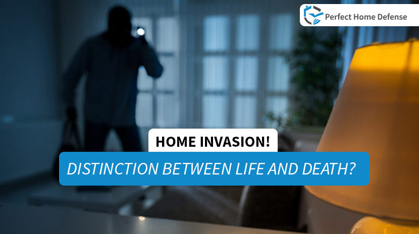 What To Do If You're Home During A Break-In