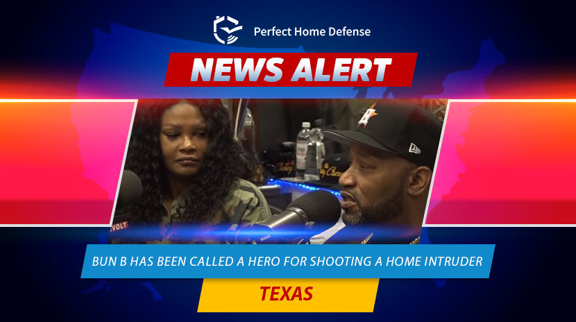 Bun B and His Wife Discusses About Home Invasion and Shooting