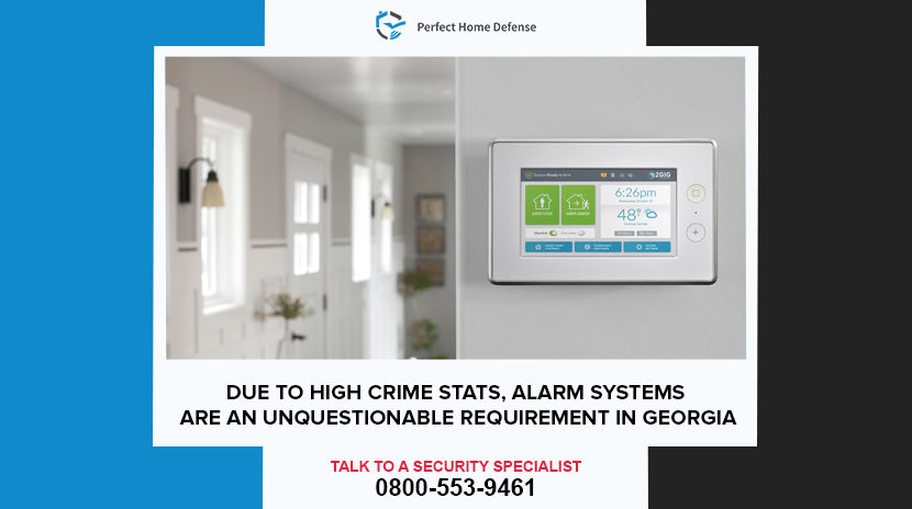4 Indications You Need A Home Alarm System