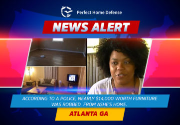 Georgia Woman's Airbnb Home Robbed By Clients