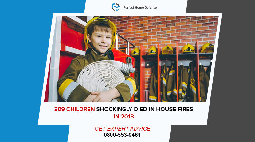 Teach Your Child About Fire Safety Today