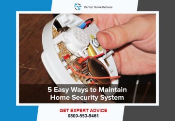 Security System Maintenance Tips