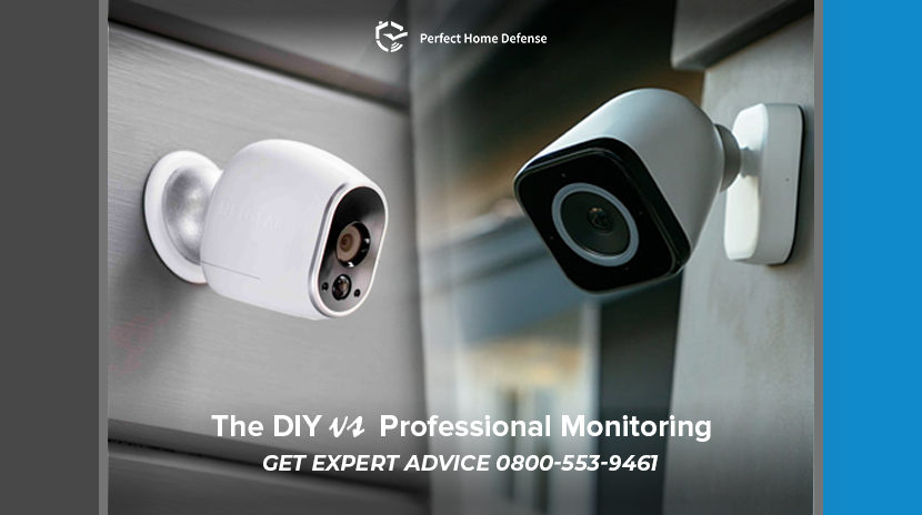 Professional Monitoring Vs Diy Monitoring