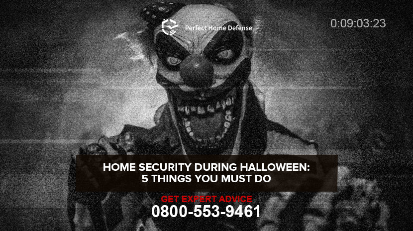 Smart Home Security During Halloween