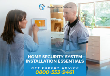 Home Security System Installation Essentials