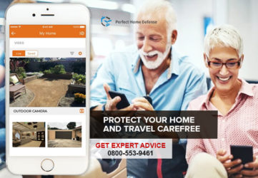 Smart Home Security: Remaining Carefree While Away From Home