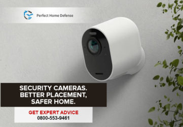Security Cameras. Better Placement, Safer Home