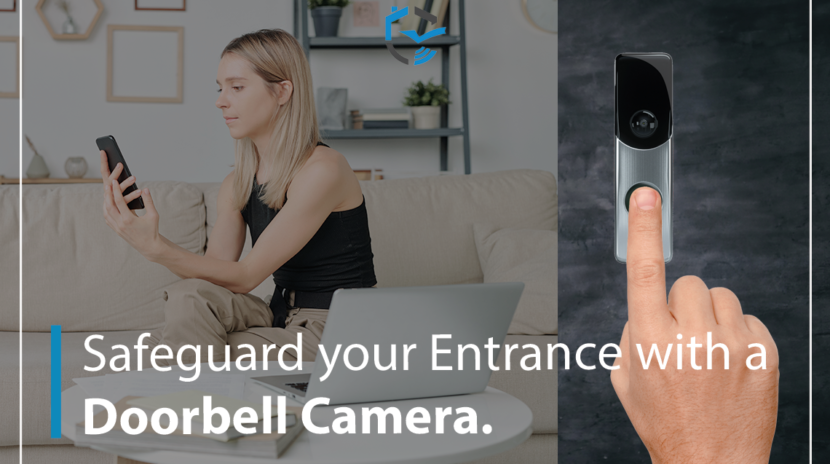 Safeguard your Entrance with a Doorbell Camera