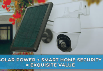 Smart Home Security and Solar Power